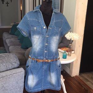 Venus Blue Jean Mini